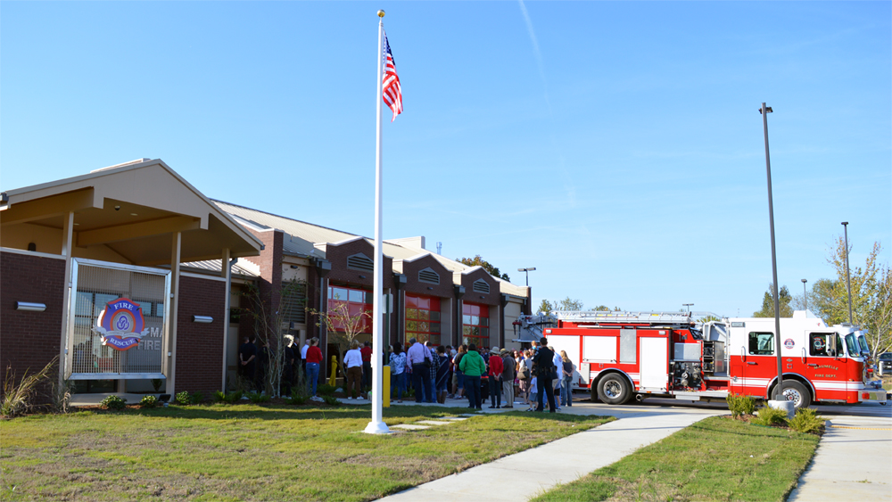 Station 2 Grand Opening