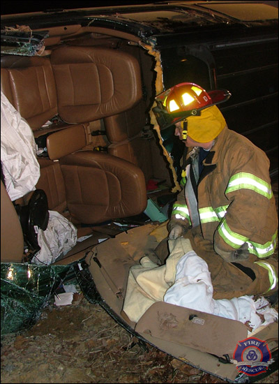 19 March 2005 Extrication